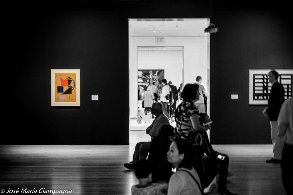 Cuadro del MoMA