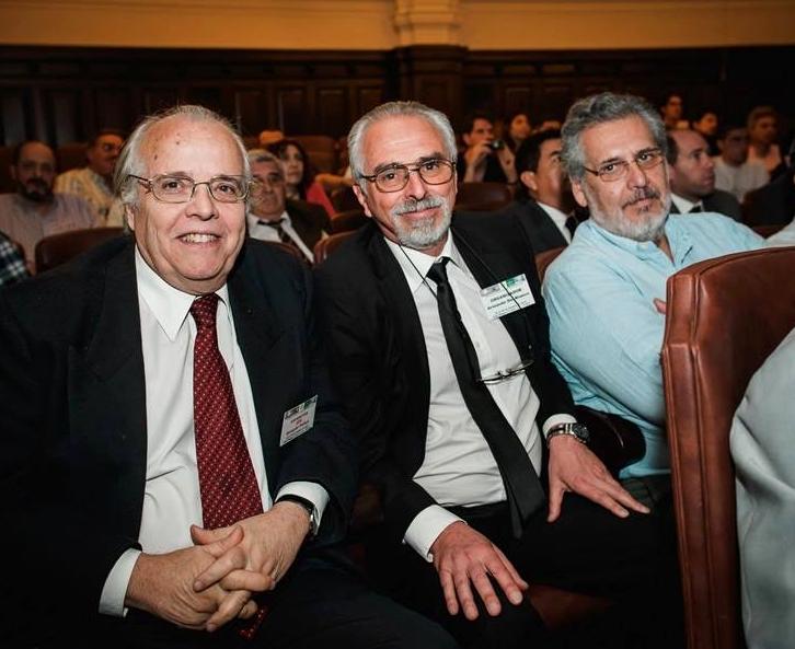 Ezequiel Pallejá, Armando Del Bianco, José Ciampagna