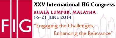 XXV Congreso internacional de la FIG