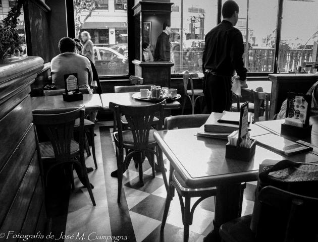 Cafetín de Buenos Aires