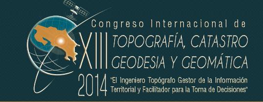 XIII Congreso Internacional de Topografía, Catastro, Geodesia y Geomática