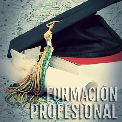 Listado de Formación profesional