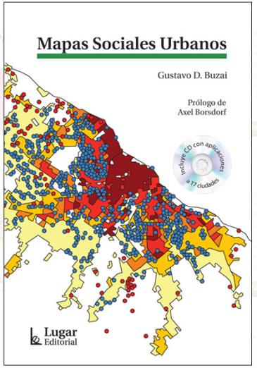 Mapas Sociales Urbanos  libro de Gustavo D. Buzai