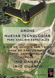 Muestra AEDAC Drones