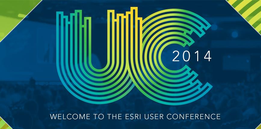 ESRI User Conference 2014