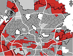 Cartografía urbana