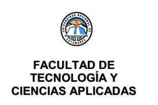 Facultad de Tecnología y Ciencias Aplicadas, Universidad de Catamarca