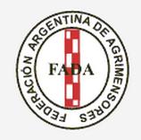 Federación argentina de Agrimensores