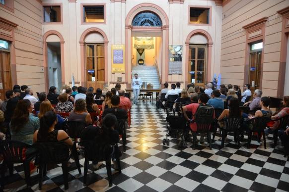 Biblioteca Córdoba