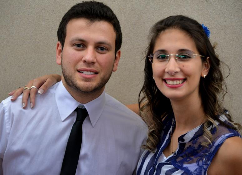 Nadia y Esteban