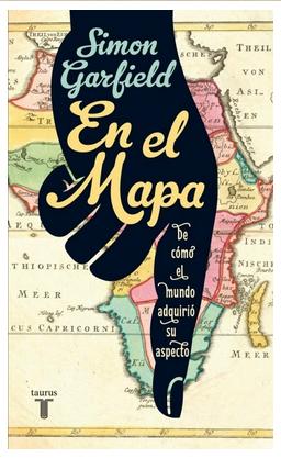 """Libro sobre cartografía: """"En el mapa"""""""