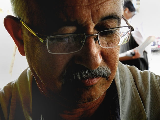 Profesor ingeniero agrimensor Miguel Díaz Saravia