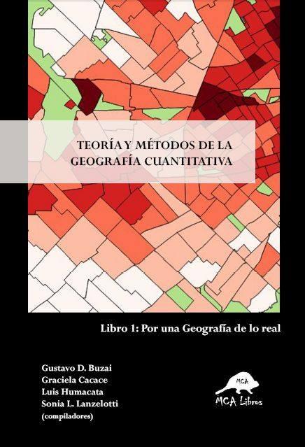 Teoría y métodos de la geografía cuantitativa