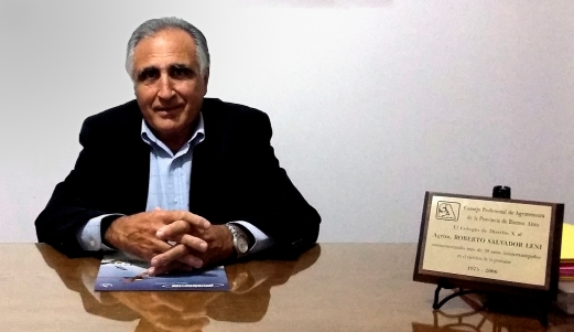 Agrimensor Roberto Leni