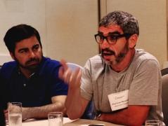 José Luis Basualdo y Juan Ignacio Duarte