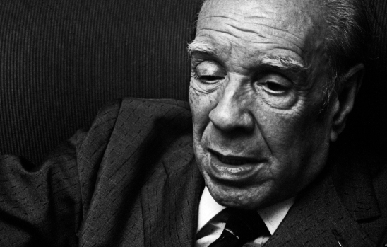 Jorge Luis Borges, writer (Photo by Raul Urbina/Cover/Getty Images)