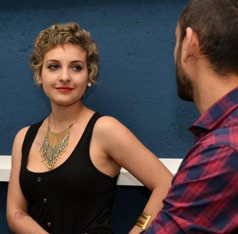 Guadalupe Neira y Gabriel Lagash