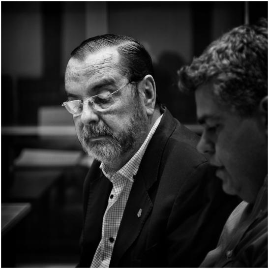 Profesor ingeniero agrimensor Félix Roca