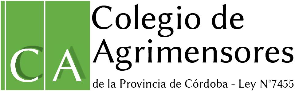Colegio de Agrimensores de la provincia de Córdoba