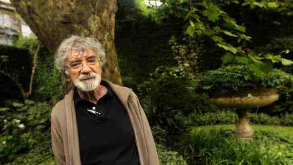 Humberto Maturana, foto de Fernando Orden Claima