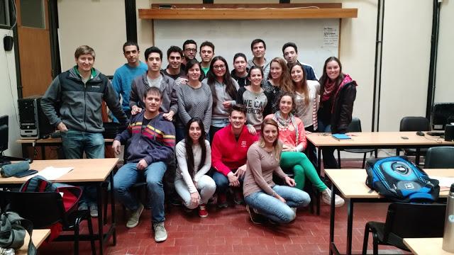 Alumnos SIT 2016