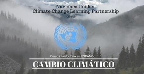 Curso: Introducción al Cambio Climático