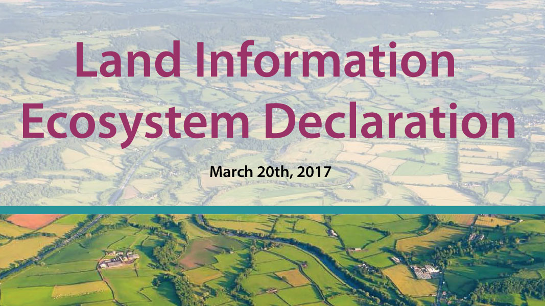 LandInformationEcosystemDeclaration