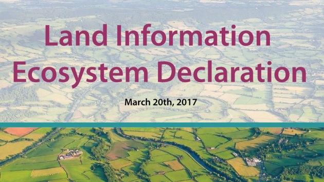 LandInformationEcosystemDeclaration