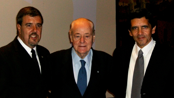 Agrimensores: Garachico, Castagnino y Diez