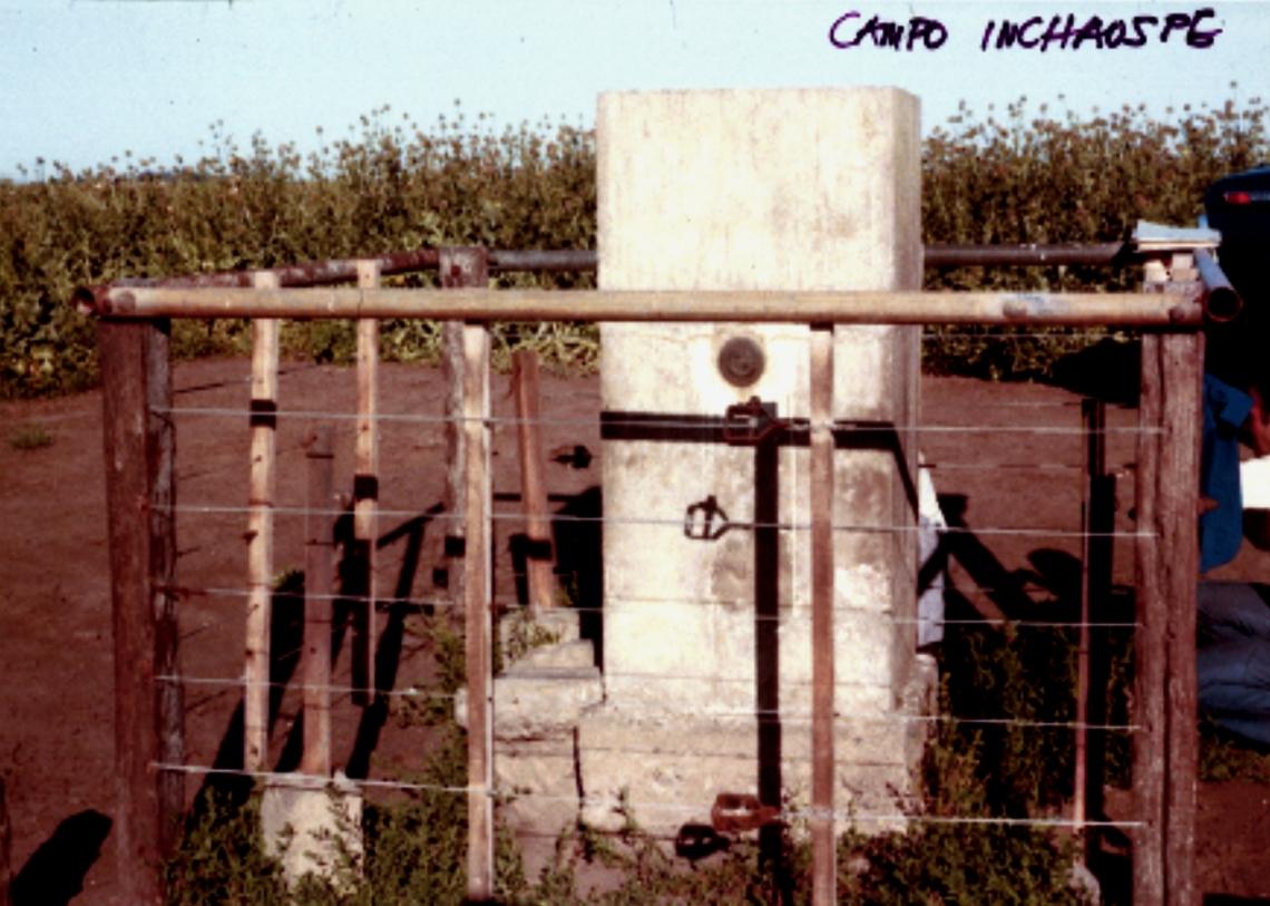 Campo Inchauspe